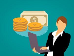 Det finns stora pengar att tjäna på annonser online